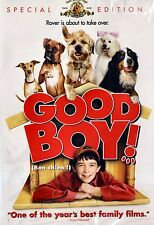 BRAND NEW  DVD // GOOD BOY // Liam Aiken,  Matthew Broderick,  Molly Shannon  |