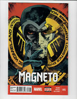 Magneto #15 Apr 2015 Marvel Comic.#130595D*3