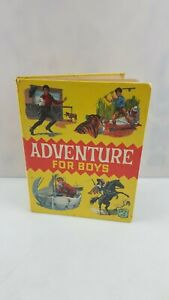 Adventure Book For Boys Purnell 1968 Annual GOOD CONDITION RARE ANTIQUE VINTAGE