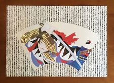 HISASHI OTSUKA Sword of LOYALTY, LITHOGRAPH, SIGNED, NUMBERED