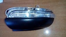 FANALE FANALINO FRECCIA PER VW GOLF VI 08 SX LED SPECCHIO RETROVISORE INDICATORE