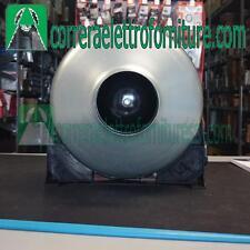 Aspiratore estrattore centrifugo industriale a condotto OERRE 37000 tubo 100 mm.
