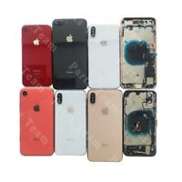 Back Glass Housing Battery Cover Frame Assembly For iPhone 8 8 Plus X XR XS MAX