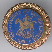 """Old German 1 Item """"DIANA"""" Reit. u. Fahrverein Bad Rothenfelde u. Umg."""