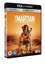 The Martian: Extended Edition (4K Ultra HD + Blu-ray) [UHD]