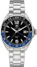 NEW Heuer TAG  Formula 1 waz211a.ba0875 Wrist Watch for Men