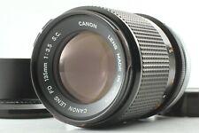 [ Near Mint ] Canon FD 135mm f/3.5 SC Lens from Japan #0040
