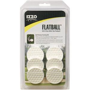 IZZO Golf Flatball Training Aid