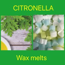 50 Citronella Scented Wax Melts.