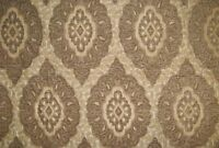 "Desert Upholstery  Oval Chenille Drapery fabric by the yard 57"" Wide"