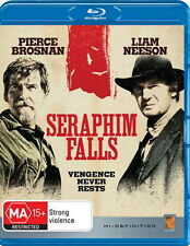 Seraphim Falls - Action / Western - NEW Blu-Ray