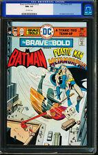 Brave and the Bold #123 CGC NM+ 9.6 Monterey Batman