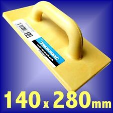 POLY PLASTERING FLOAT rendering trowel 140 x 280mm