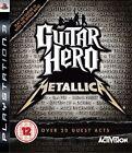 Guitar Hero: Metallica ~ PS3 (en très bon état)