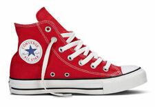 Scarpe Converse CHUCK Taylor ALL STAR 38, rosse cuori