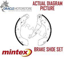 NEW MINTEX REAR BRAKE SHOE SET BRAKING SHOES GENUINE OE QUALITY MFR604