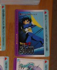 DRAGON BALL Z GT DBZ AMADA PP PART 20 CARDDASS CARD CARTE 860 MADE IN JAPAN **