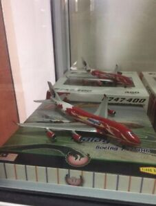 1/400 Malaysia Airlines B747-400 (Hibiscus Livery)