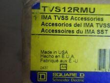 (L19) 1  SQUARE D TVS12RMU REMOTE MONITOR