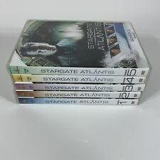 Stargate Atlantis complete seasons 1-5 DVD set