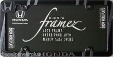 Honda license plate frame tag chrome auto truck new car accessories car new 4x4