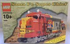 LEGO Trains Santa Fe Super Chief (10020) - Copyright 2002