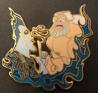 Hades & Zeus Clash of Titans Fantasy Pin By Outta Our Minds Hercules LE50
