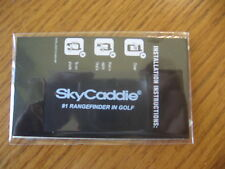QTY 2 NEW Genuine SkyCaddie SGX SGXW Breeze Touch lcd screen protector cover