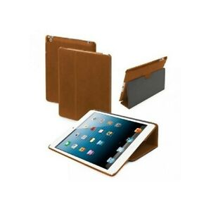 Muvit Fold - Cover Flip Apple IPAD Mini Caramel Hülle Cover Schutz