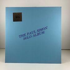 PAUL SIMON - The Paul Simon Solo Album - Marble Vinyl - NM Condition