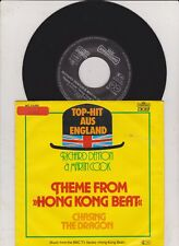 "7"" Richard Denton / Martin Cook ‎– Theme From Hong Kong Beat - VG++  BBC"