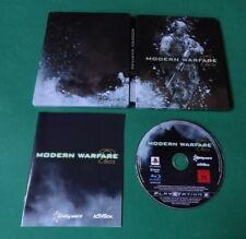Call of Duty Modern Warfare 2 STEELBOOK fuer Sony Playstation 3 PS3