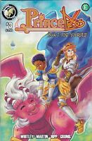ACTION LAB COMIC PRINCELESS #3 BOOK 7 FIND YOURSELF #92846-4 BR1