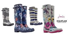 Joules Wellyprint Printed Wellies / Wellington Boots - FREE P&P