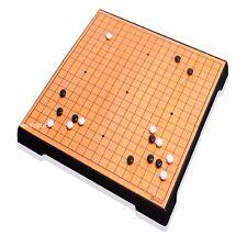 MYUNGINLAND M-086 Folding Magnetic Japanese Go Weiqi Board Stones Game Set Baduk