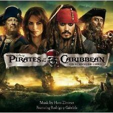 PIRATES OF THE CARIBBEAN 4: ON STRANGER TIDES CD NEU