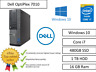 Dell optiplex 7010  INTEL CORE i7-3770 3.4ghz 16gb ram 480gb SSD 1tb HDD WIN10