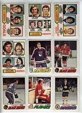 Hockey O Pee-Chee 1977 Cards Choose Upick from list 1-396