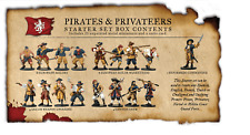 Firelock Games BNIB Blood and Plunder: Pirates and Privateers Nationality Set