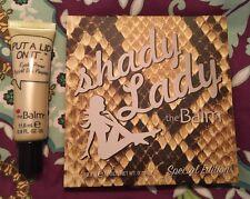 theBalm Shady Lady Vol. 4 Special Edition Eye Shadow Palette Liner BNIB Primer