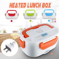 110V 1.2L Portable Électrique Boîte à Déjeuner Lunch Box Repas Chauffée Isotherm