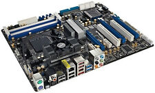 ASRock 990FX Extreme4, Socket AM3+, AMD Motherboard WORKS NO I/O SHIELD