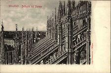 Mailand Milano Italien Italia Lombardei ~1900 Dettaglio del Duomo Mailänder Dom