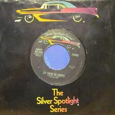 "Sandy Nelson(7"" Vinyl)Let There Be Drums-Silver Spotlight-XWO82-US-VG/VG"