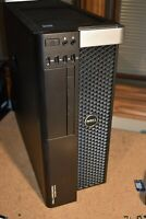 Dell Precision 7810 Intel Xeon E5-2609 v4 8 Core 16GB RAM 2TB HDD Windows 10 Pro