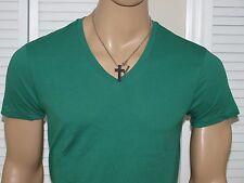 Armani Exchange Pima Camiseta Cuello V NUEVO CON ETIQUETA ax42sft