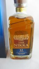 The Nikka 12 años Blended whisky 0,7l 43%