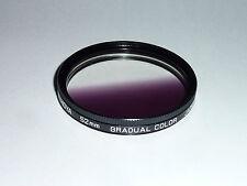 Hoya Verlauf Filter Gradual Color  lila  52mm