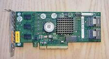 SAS SATA RAID Controller FSC D2516-A11 LP LSISAS8708 PCIe 2-CH/256MB + Händler +