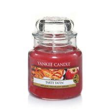 Yankee Candle Tarte Tatin Petit bocal rouge 105ml 104g NEUF